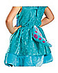 Monsters University Sulley Deluxe Girls Costume