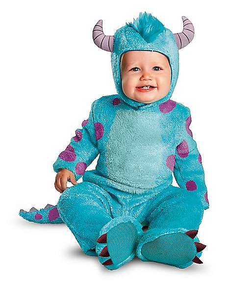Baby Sulley Costume Monsters Inc Spirithalloween Com