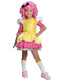 Kids Crumbs Sugar Cookie Costume - Lalaloopsy