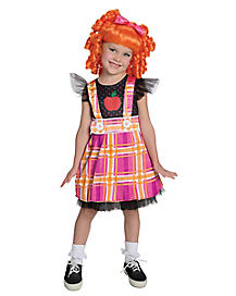 Toddler Bea Spells A Lot Costume - Lalaloopsy