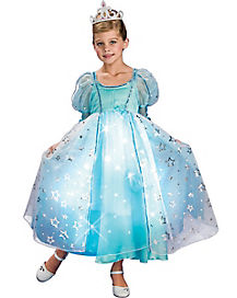 Kids Light Up Twinkle Princess Costume