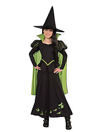 Kids Wicked Witch of the West Costume - Wizard of Oz