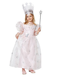 kids glinda the good witch costume deluxe the wizard of oz