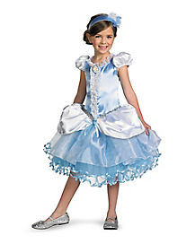 Kids Cinderella Tutu Costume Deluxe - Disney Princess