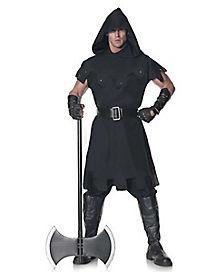 Adult Executioner Plus Size Costume