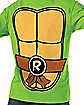 Raphael T-Shirt and Mask- Teenage Mutant Ninja Turtles