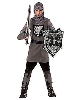 Kids Brave Knight Costume