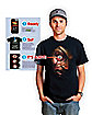 Adult Digital Dudz Safety Pinned T Shirt