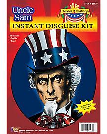 Uncle Sam Costume Kit