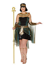 Adult Egyptian Goddess Plus Size Costume