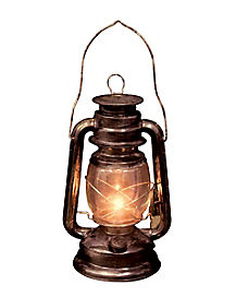 Bronze Lantern - Decorations