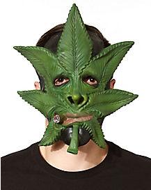 Weed Half Mask