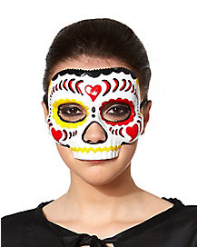 Senorita Day of the Dead Mask