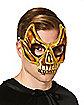 Skull Fang Venetian Mask
