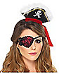 Pirate Lace Eye Patch