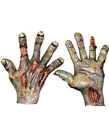 Rotten Zombie Hands