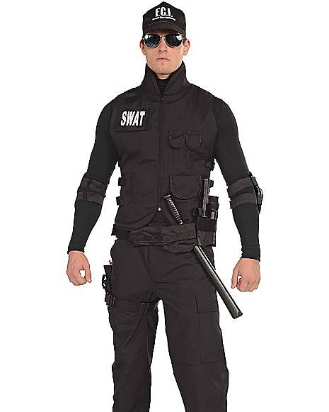 000 000 - Swat Costumes For Halloween