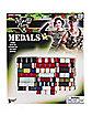 Combat Hero Bar Medals