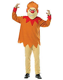 Adult Heat Miser Costume