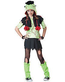Kids Monster Gurl Costume