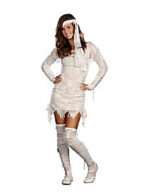 Tween Yo Mummy Costume