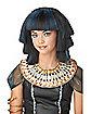 Layered Egyptian Wig