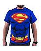 Superman Cape Adult Mens T-Shirt