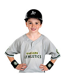 MLB Oakland Athletics Uniform Set