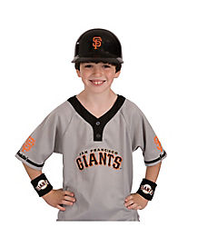 MLB San Francisco Giants Uniform Set