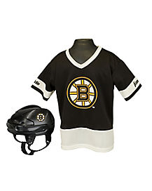 NHL Boston Bruins Uniform Set