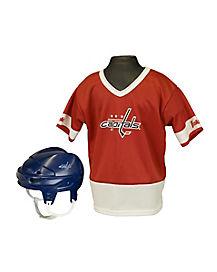 NHL Washington Capitals Uniform Set