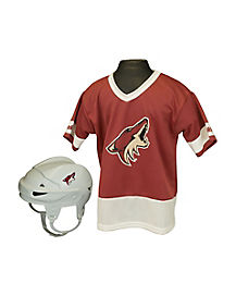NHL Arizona Coyotes Uniform Set