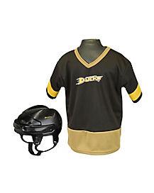 NHL Anaheim Ducks Uniform Set