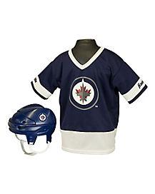 NHL Winnipeg Jets Uniform Set