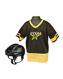 NHL Dallas Stars Uniform Set