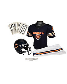 NFL Chicago Bears Uniform Set