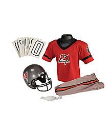 NFL Tampa Bay Buccaneers Uniform Set