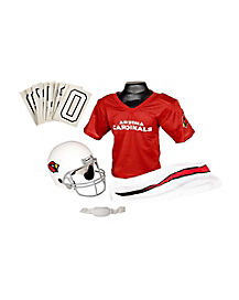 NFL Arizona Cardinals Uniform Set