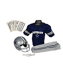 NFL Dallas Cowboys Uniform Set