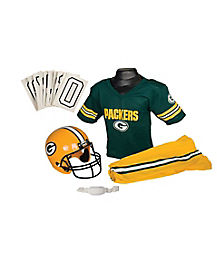 NFL Green Bay Packers Uniform Set