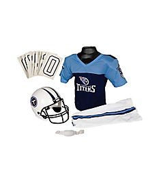 NFL Tennessee Titans Uniform Set