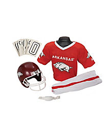 Arkansas Razorbacks Uniform Set