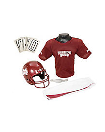 Mississippi State Bull Dogs Uniform Set
