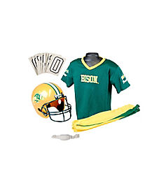 North Dakota State Bison Uniform Set