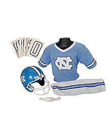 North Carolina Tar Heels Uniform Set