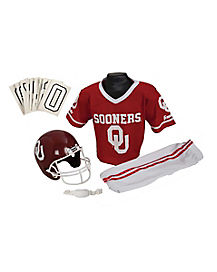 Oklahoma Sooners Uniform Set