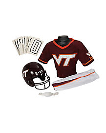 Virginia Tech Hokies Uniform Set