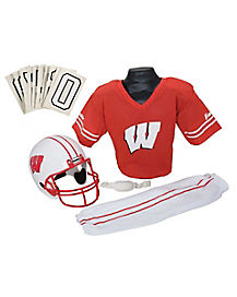 Wisconsin Badgers Uniform Set