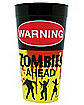 Zombie Warning Cup