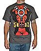 Deadpool T Shirt - Marvel